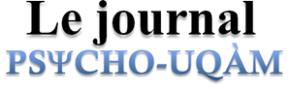 Journal psycho-UQAM